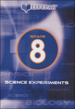 Science Experiments Grade 8 DVD