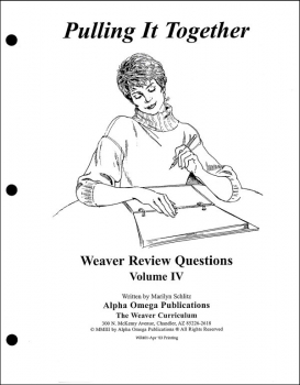 Weaver Review Questions Volume 4