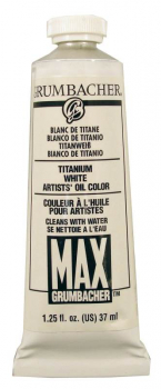 Max Oil White 37mm. tube
