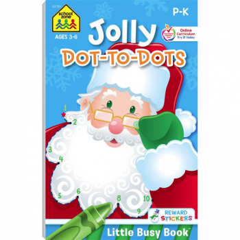Jolly Dot-to-Dots (Little Busy Book)