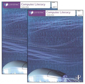 Computer Literacy - Outlook Lifepacs Only