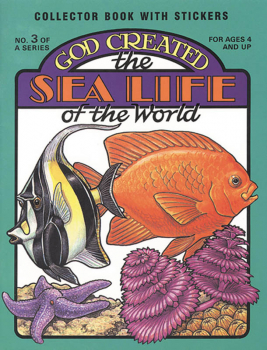 God Created Sea Life of the World
