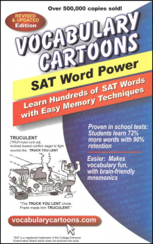 Vocabulary Cartoons SAT Word Power