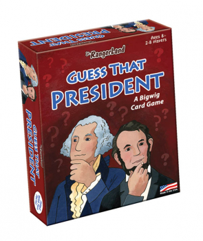 Guess That President Game