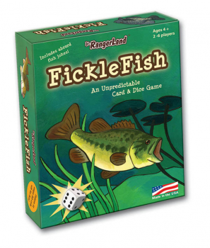 FickleFish Card Game