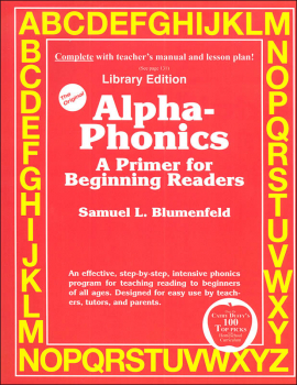 Alpha-Phonics Book (Library Edition)