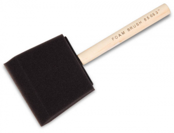 Foam Poly Brush 3 Inch