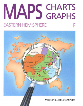 Maps, Charts & Graphs F Eastern Hemisphere