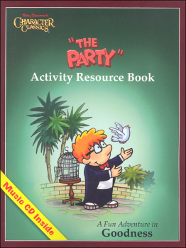 Party Goodness Activity Resource Book & CD