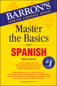 Master the Basics: Spanish (3rd Edition)