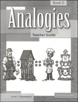 Analogies Book D Teacher Resource