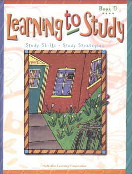 Learning to Study Book D Worktext