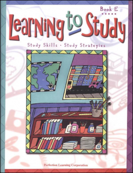 Learning to Study Book E Worktext