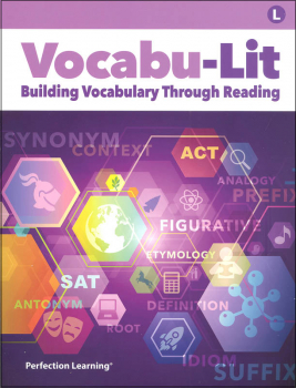 Vocabu-Lit L Student Book (5th Edition)