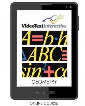 Geometry Complete Online Course