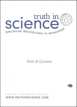 Truth in Science Grade 4 Test and Quizzes