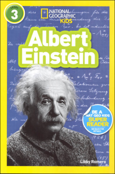 Albert Einstein (National Geographic Readers)