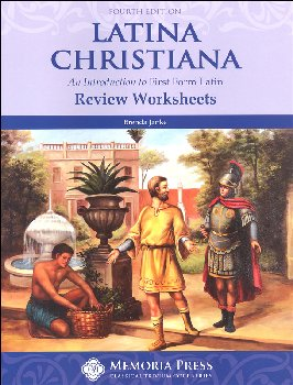 Latina Christiana Review Worksheets (4th Edition)