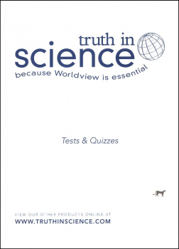 Truth in Science Grade 5 Test and Quizzes