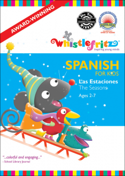 Spanish for Kids DVD - The Seasons