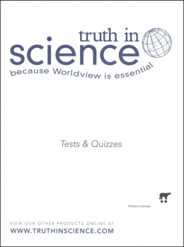 Truth in Science Grade 6 Test and Quizzes