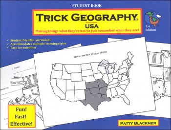 Trick Geography USA Student Book