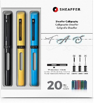 Sheaffer Viewpoint Calligraphy Maxi Kit (26 count)