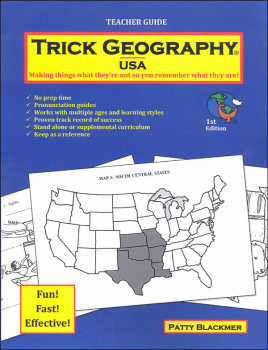 Trick Geography USA Teacher Guide