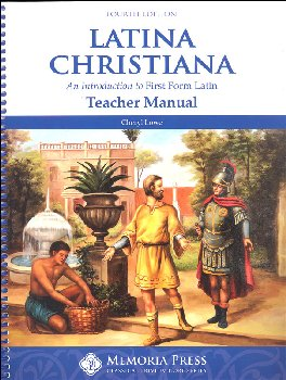 Latina Christiana Teacher Manual (4th Edition)