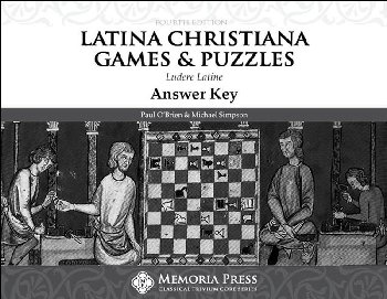 Ludere Latine I Answer Key
