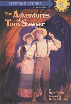 Adventures of Tom Sawyer (Stepping Stones)