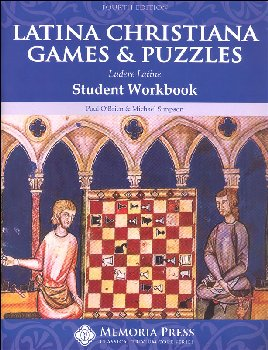 Ludere Latine I Student Book (4th Edition)