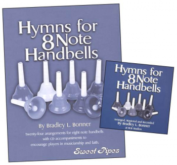 Hymns for 8 Note Handbells Package (bk & CD)