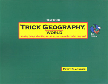 Trick Geography: World Test Book
