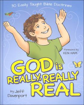 God is Really, Really, Real