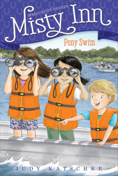 Pony Swim (Marguerite Henry's Misty Inn)