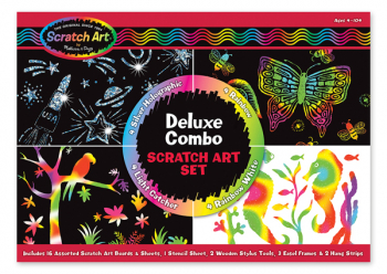 Scratch-Magic Deluxe Kit