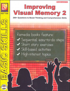 Improving Visual Memory 2