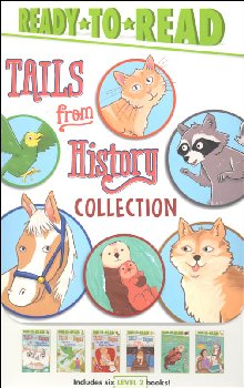 Tails From History Collection (Ready-to-Read Level 2)