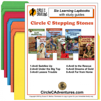 Stepping Stones Printed Lapbook Packet