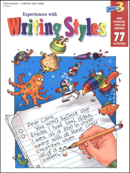 Experiences with Writing Styles Grade 3