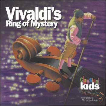 Vivaldi's Ring of Mystery CD