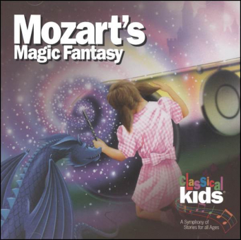 Mozart's Magic Fantasy CD