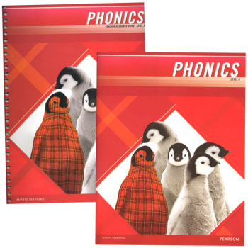 Plaid Phonics Homeschool Bundle Level A (2011 Edition)