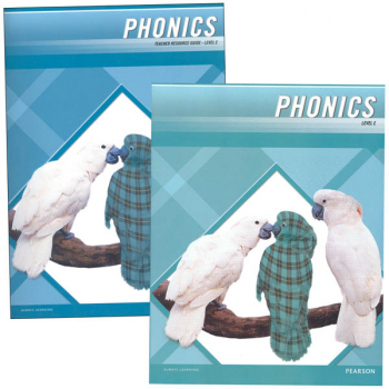 Plaid Phonics Homeschool Bundle Level E (2011 Edition)
