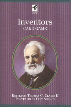 Inventors Playing Cards