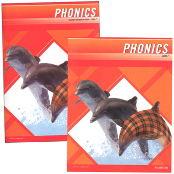 Plaid Phonics Homeschool Bundle Level F (2011 Edition)