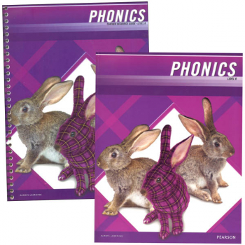 Plaid Phonics Homeschool Bundle Level K (2011 Edition)