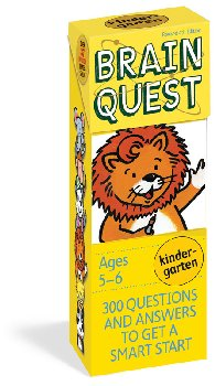 Brain Quest for Kindergarten