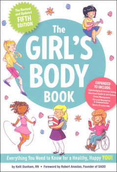 Girls Body Book: Everything Need Know (5ED)